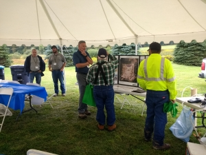 Shawn Logan Presents at Hyland Landfill