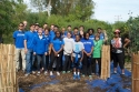Beynan Ransom Participates In Environmental Community Service Project
