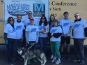 McMahon & Mann Attends the Friends of the Poor Walk