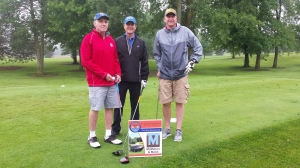 McMahon & Mann Team Tied for First in ABCD Scholarship Golf Outing