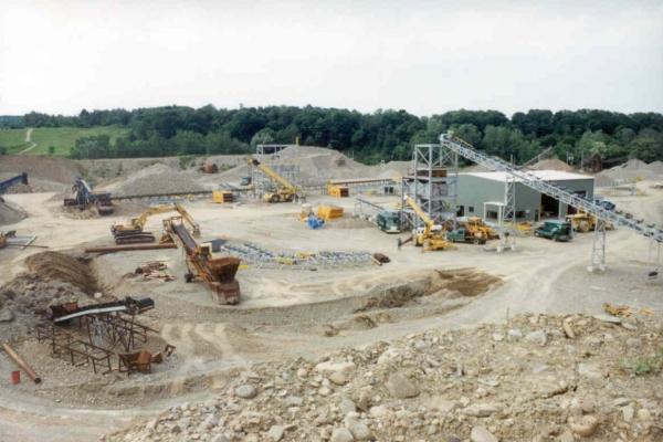Borer Gravel Mine