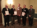 MMCE partnership project receives three awards