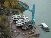 Maid Of The Mist Drydock